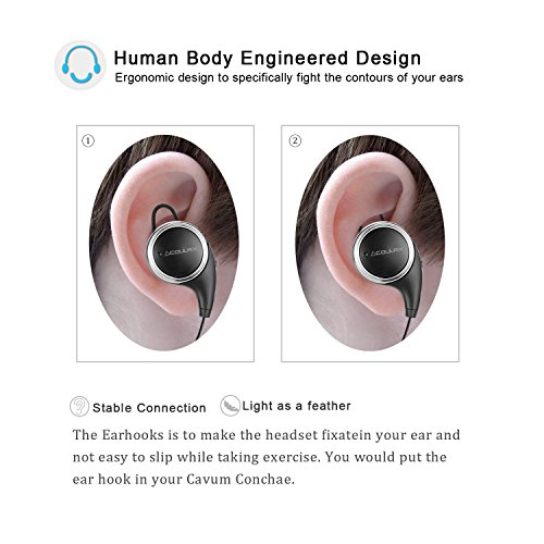 coulax qy8 updated qy7 bluetooth headphones bluetooth v4 1 import it all. Black Bedroom Furniture Sets. Home Design Ideas