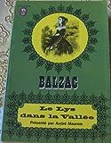 Le Lys Dans LA Vallee (0685112985) by Balzac, Honore de
