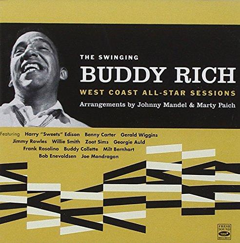 Buddy Rich - Swinging Buddy Rich West Coast (CD)