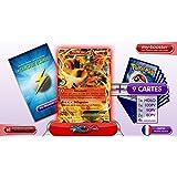DRACAUFEU EX XY29 (PROMO) 180PV XY - Booster optimisé ATTAQUE ECLAIR de 10 cartes pokemon Francaises