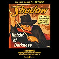 The Shadow audio book