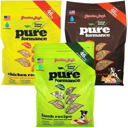Grandma-Lucys-PUREformance-Freeze-Dried-Dog-Food