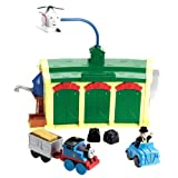 Thomas and Friends Tidmouth Sheds Engine Depot Playset
