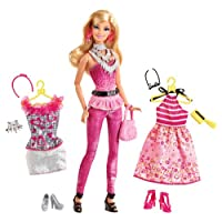 Barbie Fashionistas Fashion Fabulous Doll, Pink
