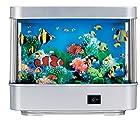 Rotating Ocean Aquarium Picture Motion Moving Lamp Night Light AL1211