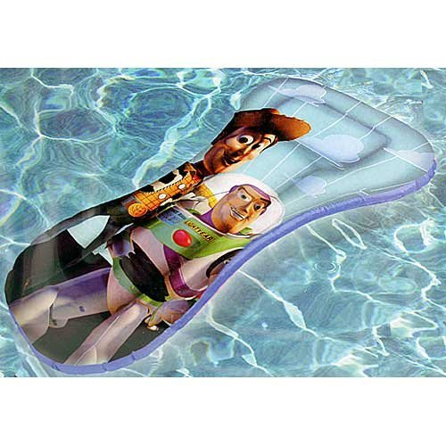 Toy Story 29 Inch Swim Raft - 1
