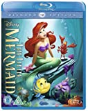 The Little Mermaid [Blu-ray] [1989] [Region Free]
