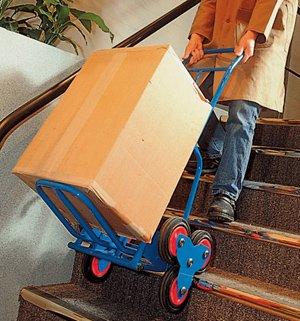 Subir escaleras carrito camión propagar 150 kg