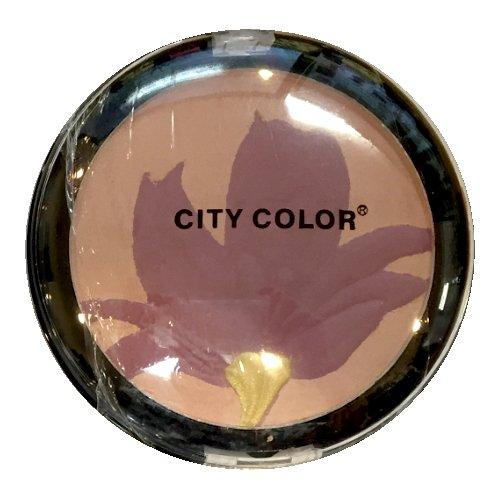 (3 Pack) CITY COLOR Blooming Blush - Blooming Season