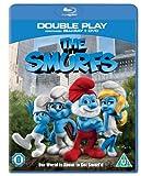 Blu-Ray Cover von The Smurfs [UK Import] Sonderangebot!