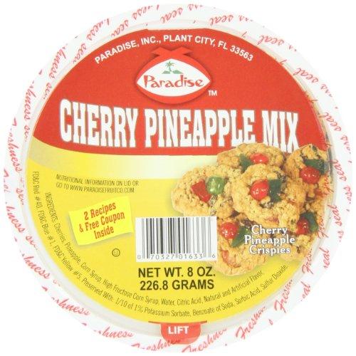 Paradise Mix, Cherry-Pineapple, 8 Ounce