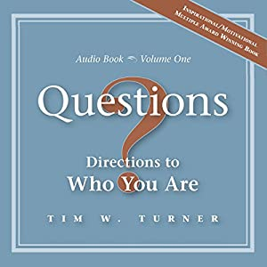 Questions: Directions to Who You Are Audiobook
