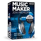 Software - MAGIX Music Maker 2014 Premium
