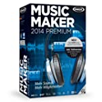 MAGIX Music Maker 2014 Premium
