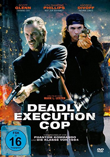 Deadly Execution Cop