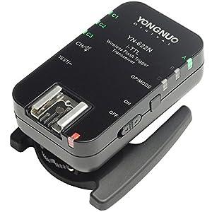 Hyx ShutterContro for camrea Yongnuo YN-622N-TX Wireless i-TTL Flash Trigger /& 2pcs YN-622N Transceivers for Nikon Camera
