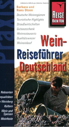 Wein-Reiseführer Deutschland