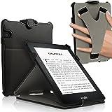 IGadgitz Premium Executive PU Leather Case Cover for Amazon Kindle Voyage 7th Generation - Black
