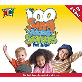 100 Sing Along Songs for Kids