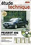 REVUE TECHNIQUE AUTO VOLT N� 812 PEUG...
