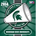 Turner - Perfect Timing 2014 Michigan State Spartans Box Calendar (8051175)