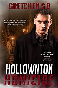 Hollownton Homicide by Gretchen S. B. ebook deal
