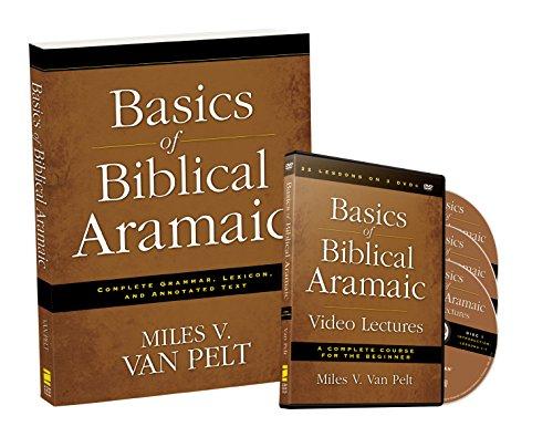 Lernen Sie biblische Aramäisch Pack