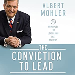 The Conviction to Lead Audiobook