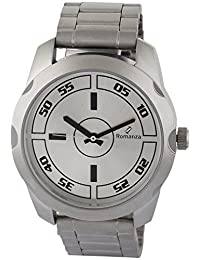 Romanza R5035 Stainless Steel Analog Silver Dial Men's Watch