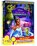 echange, troc La Princesse et la Grenouille + 1 DVD de 4 titres Playhouse Disney - édition limitée