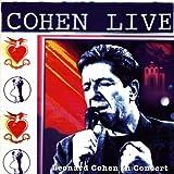 echange, troc Léonard Cohen - Cohen Live In Concert