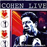 Cohen Live In Concertpar Leonard Cohen
