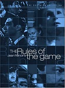 The Rules of the Game (Criterion Collection) (Version française)