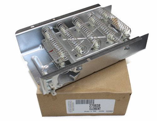 Dryer Heating Element 279838 For Whirlpool/Kenmore (Whirlpool Dryer Element 279838 compare prices)