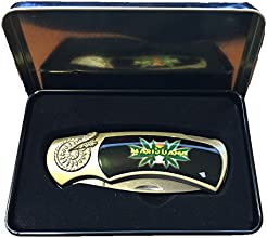 Marijuana Design Colletion Folding Knife New in Box