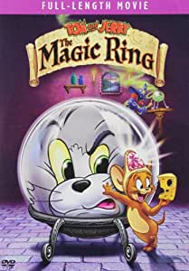 amazoncom tom and jerry the magic ring various movies