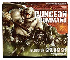 Dungeon Command: Blood of Gruumsh: A Dungeons & Dragons Expansion Pack