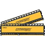 Crucial Ballistix Tactical 8GB Kit (4GBx2) DDR3 1600, PC3-12800 Performance Memory BLT2KIT4G3D1608DT1TX0/BLT2CP4G3D1608DT1TX0