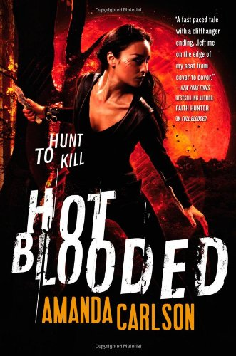 Image of Hot Blooded (Jessica McClain)