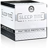 Sleep Tite by Malouf® Hypoallergenic 100% Waterproof Mattress Protector- 15-Year Warranty - King