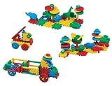Marionex Waffle bloques mixtos (200 piezas)