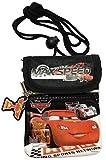 Disney Pixar CARS Power Breaking Neck Wallet, Money Pouch Mini Sling Bag for Kids
