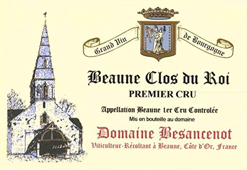 2010 Domaine Besancenot: Beaune Premier Cru Clos Du Roi 750 Ml