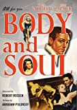 Body & Soul [DVD] [1947] [Region 1] [US Import] [NTSC]
