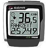 """SIGMA SPORT Bike Computer BC 1106 DTS kabellosvon """"Sigma Sport"""""""