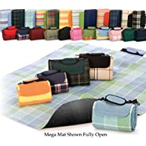Multi-Purpose Padded Large Waterproof Picnic Mega Mat
