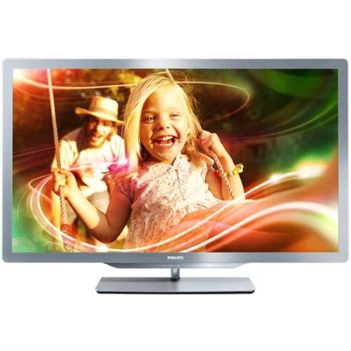 TV 3D 47 pouces PHILIPS7000 SERIES47PFL7606HARGENT47\