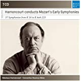 Nikolaus Harnoncourt Conducts Mozart Early Symphonies