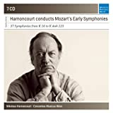 Nikolaus Harnoncourt Nikolaus Harnoncourt Conducts Mozart Early Symphonies