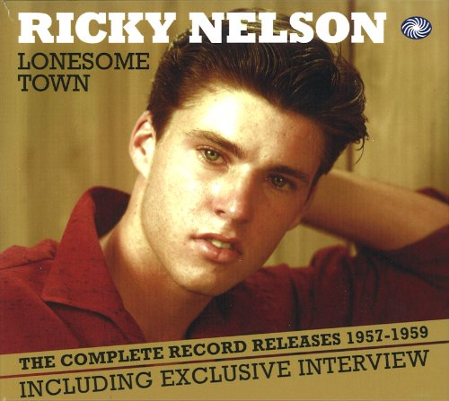 Ricky Nelson - Lonesome Town (The Complete Re - Zortam Music